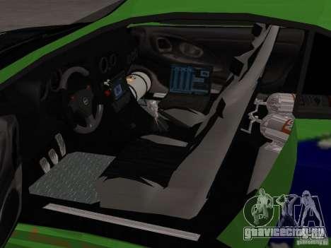 Mitsubishi Eclipse Tunable для GTA San Andreas вид сбоку