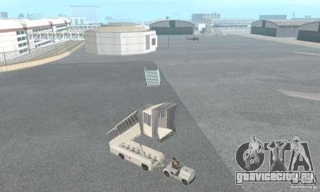 Airport Vehicle для GTA San Andreas седьмой скриншот