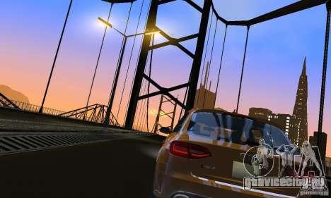 ENBSeries by dyu6 Low Edition для GTA San Andreas второй скриншот