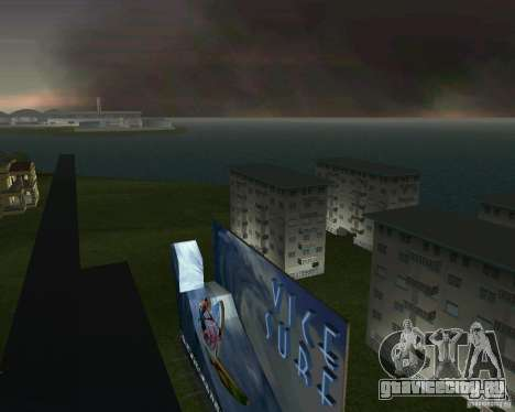Назад в Будущее Hill Valley для GTA Vice City четвёртый скриншот
