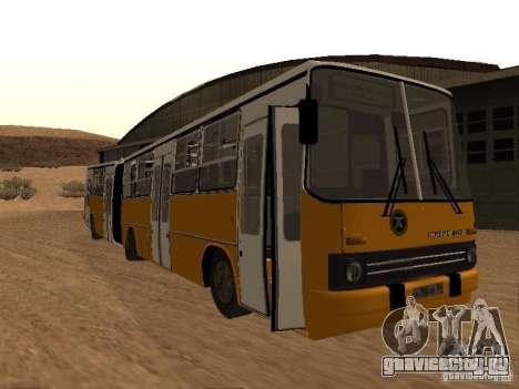 Икарус 280.46 для GTA San Andreas вид сзади слева