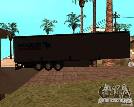 Schmitz для GTA San Andreas
