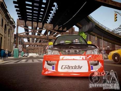 Nissan Silvia S15 Boso Drift Formula D M-Design для GTA 4 вид сбоку