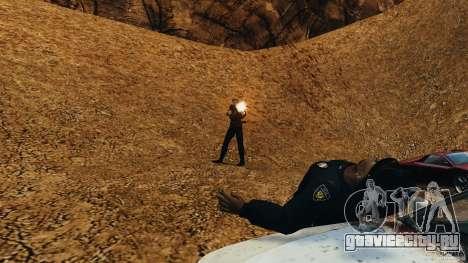 Bullet Time для GTA 4 седьмой скриншот