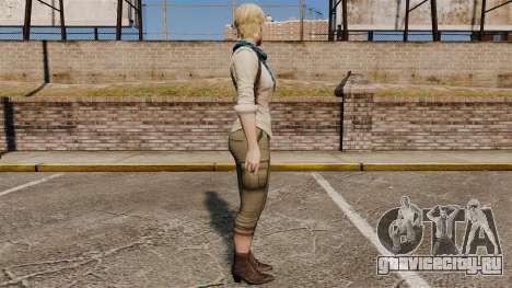 Шерри Биркин для GTA 4 второй скриншот