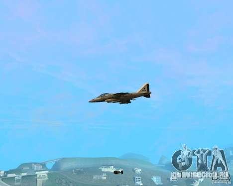 Cluster Bomber для GTA San Andreas третий скриншот
