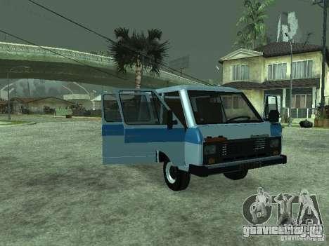 РАФ 3311 Пикап для GTA San Andreas вид слева