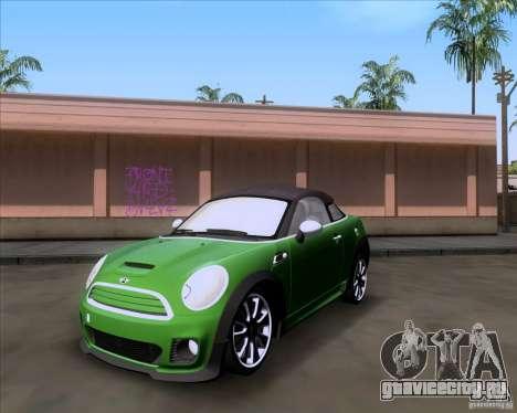 Mini Cooper Concept v1 2010 для GTA San Andreas