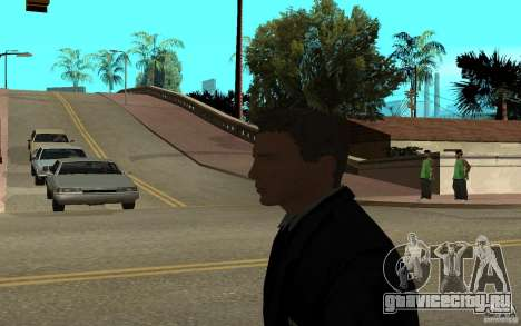 Агент 007 для GTA San Andreas