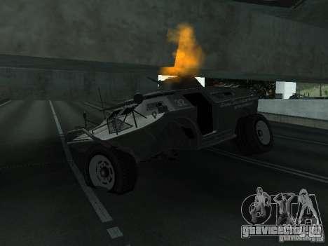 APC из GTA TBoGT IVF для GTA San Andreas салон