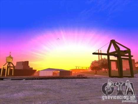 Новый Timecyc для GTA San Andreas