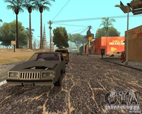 New Ghetto для GTA San Andreas шестой скриншот