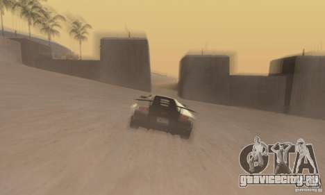 ENBSeries by dyu6 для GTA San Andreas восьмой скриншот