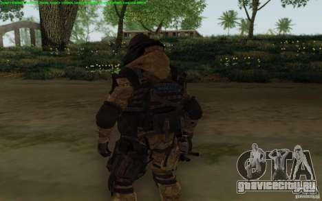 Снайпер из Warface для GTA San Andreas третий скриншот