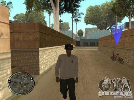 Шапка ушанка для GTA San Andreas третий скриншот