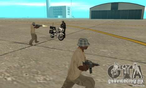 Двойник 2 для GTA San Andreas четвёртый скриншот