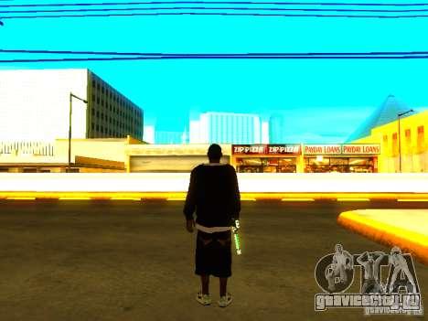 Новый толстый баллас для GTA San Andreas четвёртый скриншот
