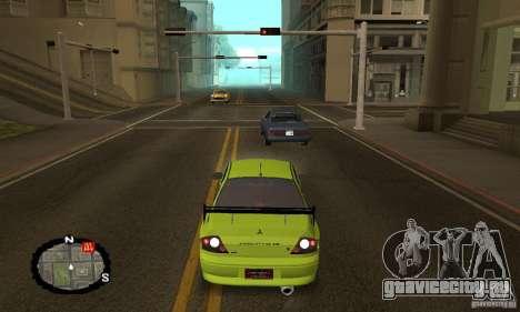 Уличные гонки для GTA San Andreas