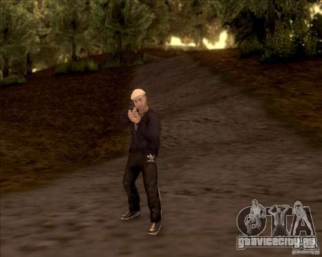 SkinPack for GTA SA для GTA San Andreas девятый скриншот