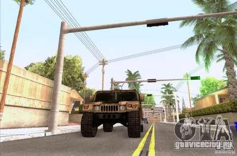 ENBSeries by HunterBoobs v2.0 для GTA San Andreas восьмой скриншот