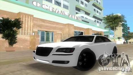 Chrysler 300C SRT V10 TT Black Revel 2011 для GTA Vice City