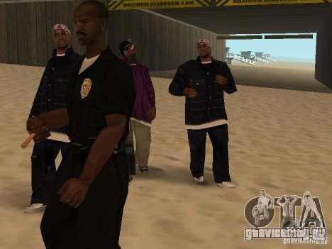 Tenpenny для GTA San Andreas четвёртый скриншот