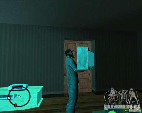 Зайти в любой дом для GTA San Andreas пятый скриншот