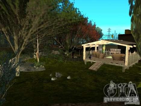 New Grove Street TADO edition для GTA San Andreas девятый скриншот