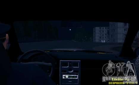 ВАЗ 2170 Приора Такси ТМК Форсаж для GTA San Andreas салон
