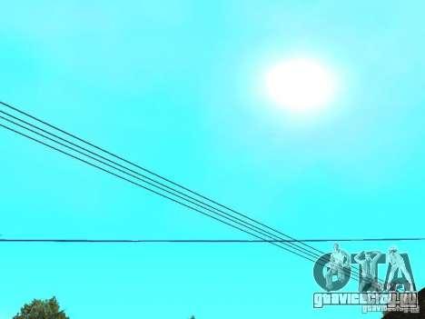 Настройка Timecyc для GTA San Andreas второй скриншот