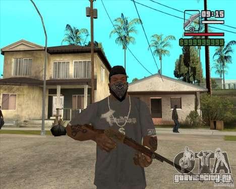 Охотничий карабин для GTA San Andreas