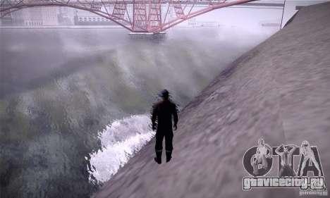 ENB By SilveR v1.0 для GTA San Andreas четвёртый скриншот