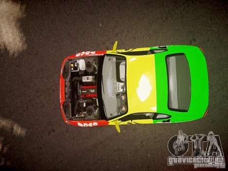 Nissan Silvia S15 Boso Drift Formula D M-Design для GTA 4 вид сзади