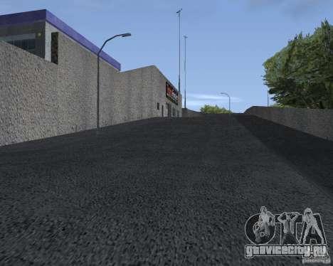 Автосалон в SF для GTA San Andreas второй скриншот