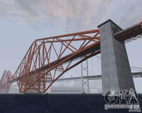 Новые текстуры трёх мостов в SF для GTA San Andreas пятый скриншот