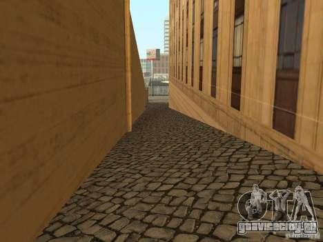 Новая больница ЛС для GTA San Andreas второй скриншот