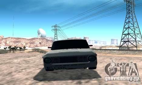 ВАЗ 2101 Sport для GTA San Andreas вид сзади