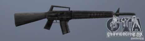 M16 для GTA Vice City третий скриншот