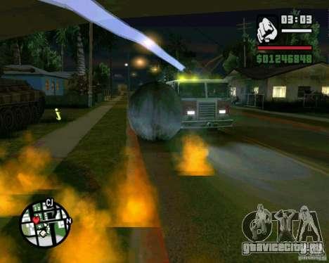 Wrecking ball для GTA San Andreas седьмой скриншот