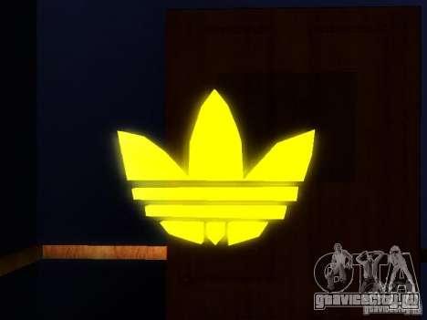Эмблема Adidas для GTA San Andreas