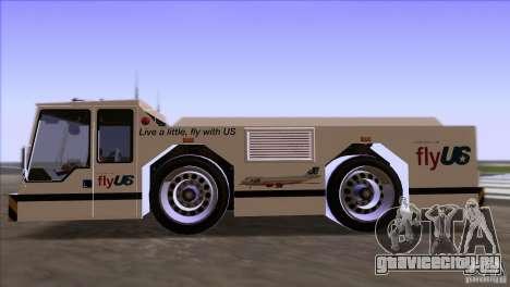 Ripley from GTA IV для GTA San Andreas вид сзади слева