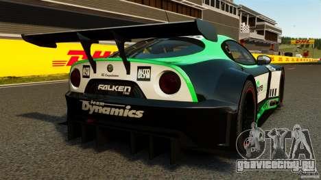 Alfa Romeo 8C Competizione Body Kit 2 для GTA 4 вид сзади слева
