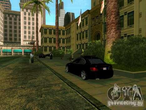 Оживление LSPD для GTA San Andreas четвёртый скриншот