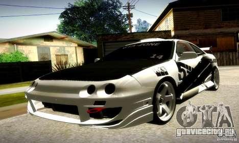 Acura Integra Type R для GTA San Andreas вид сбоку