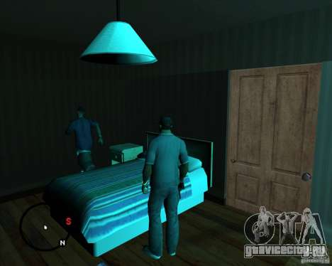Зайти в любой дом для GTA San Andreas третий скриншот