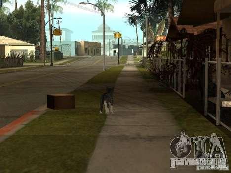 Животные для GTA San Andreas второй скриншот