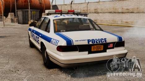 Новый Noose Cruiser ELS для GTA 4 вид сзади слева