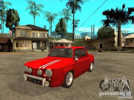Renault 8 Gordini для GTA San Andreas