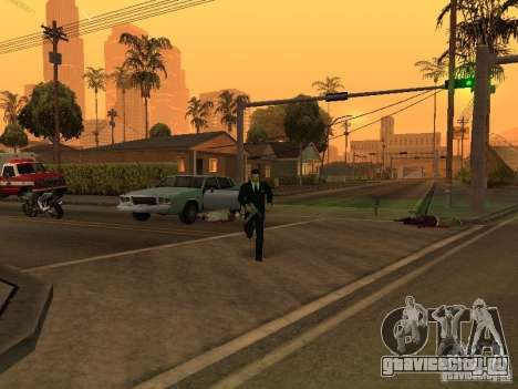 Томми Версетти для GTA San Andreas второй скриншот