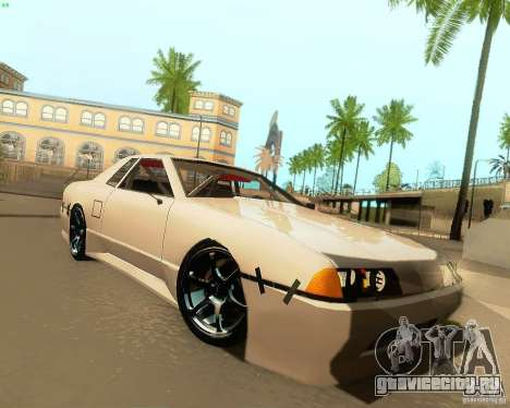 Elegy Drift Korch для GTA San Andreas вид слева